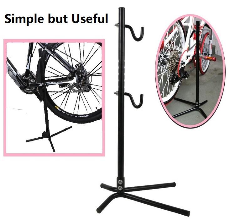 Подставки для велосипеда: виды, советы по установке и эксплуатации