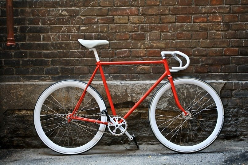 Как самостоятельно покрасить раму велосипеда?