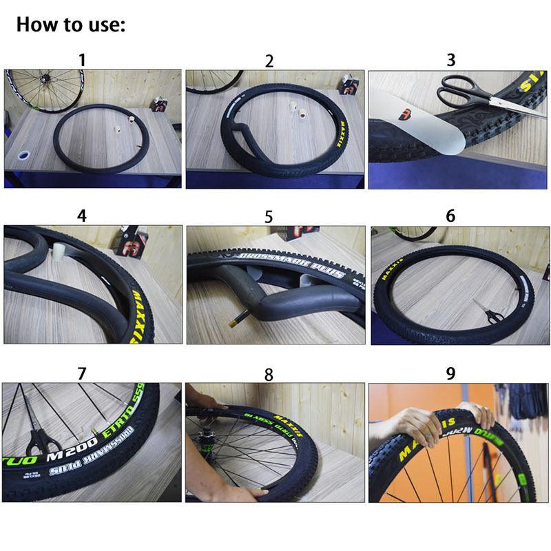 Что такое антипрокольная лента для велосипеда