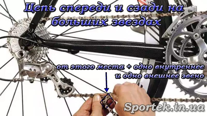 Как подтянуть цепь на велосипеде детском