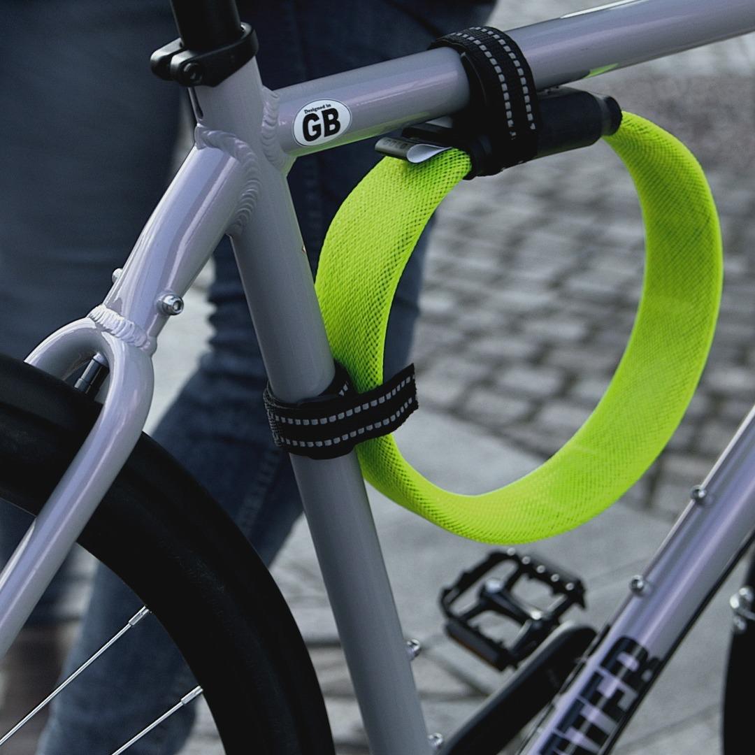 Как открыть велосипедный кодовый замок