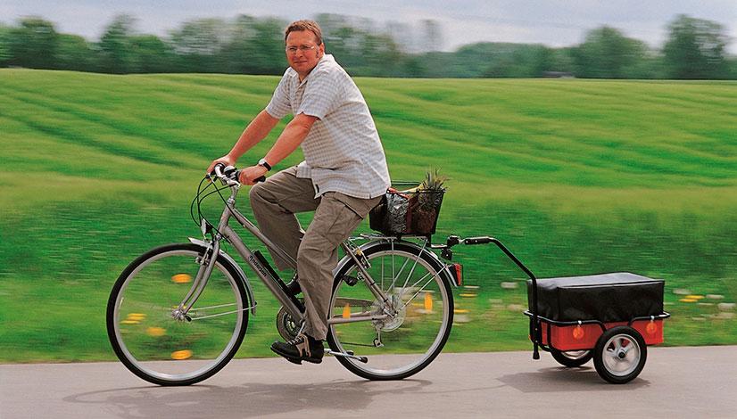 Велоприцеп как попутчик: выбираем ранебауты, велотрейлеры и велотележки