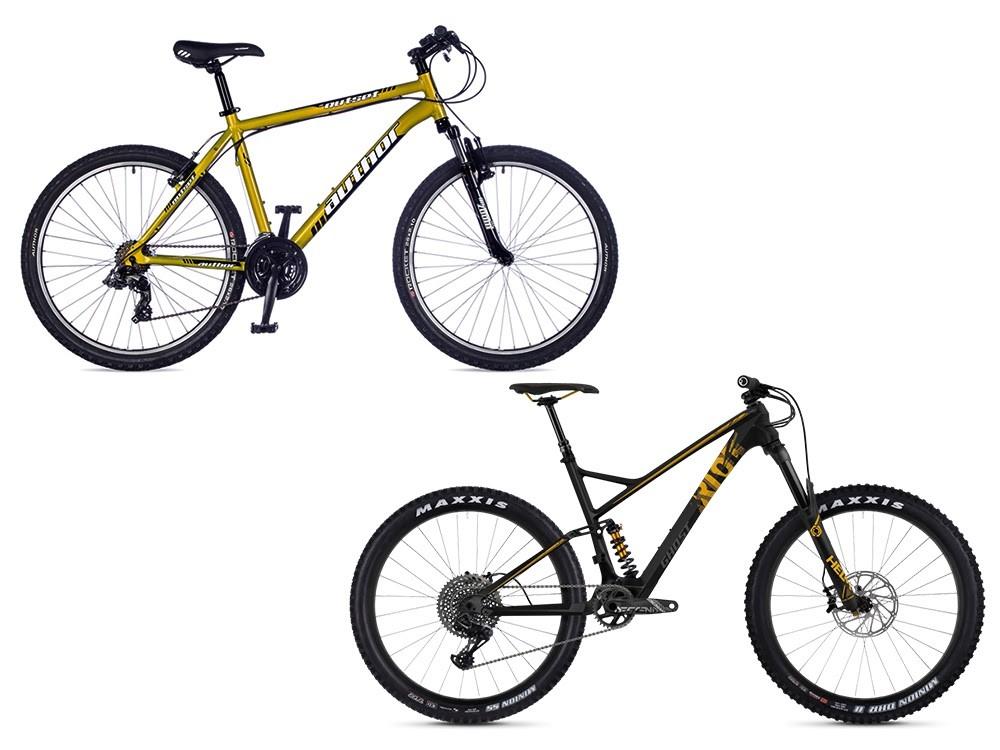Как правильно подобрать велосипед под рост и вес?