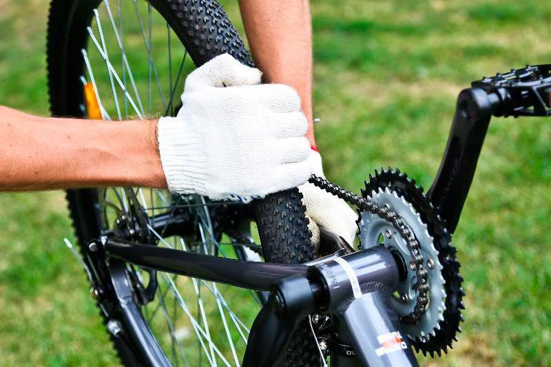 Что делать, если шатается колесо на велосипеде