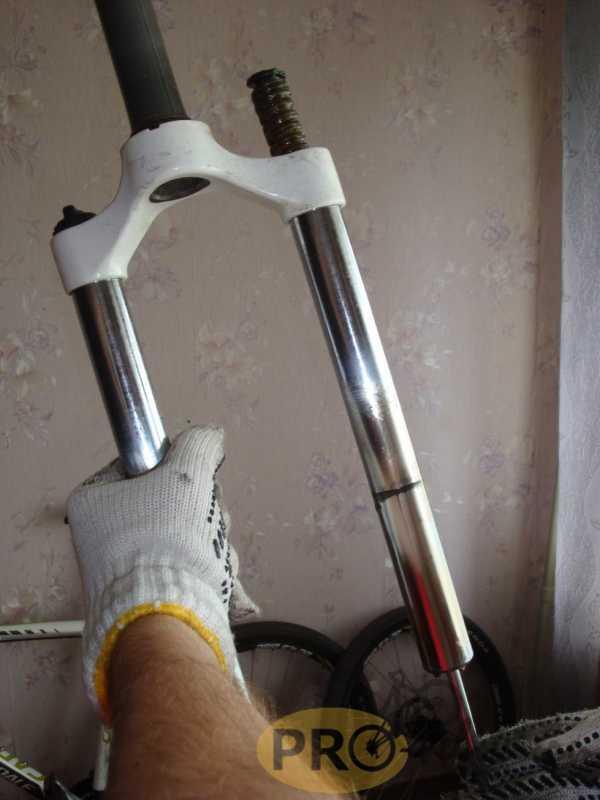 Передняя вилка. конструкция вилок, виды и настройка передней вилки