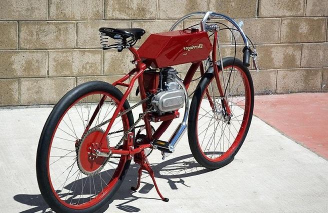 Мотовелосипед своими руками. мотор для велосипеда
