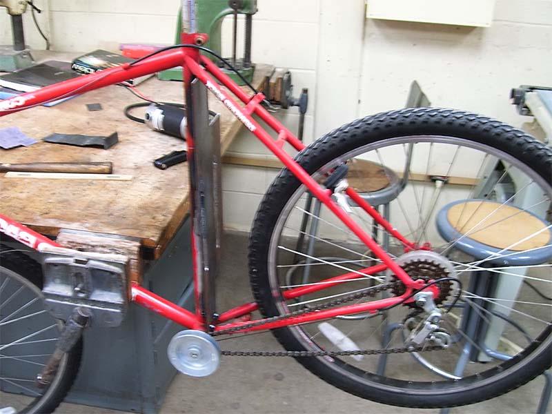 Как улучшить советский велосипед (реставрация велосипедов)