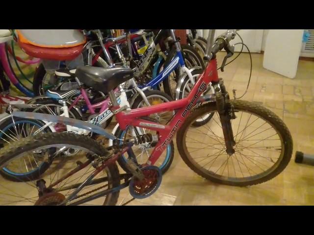 Как отличить велосипед ашан от обычного