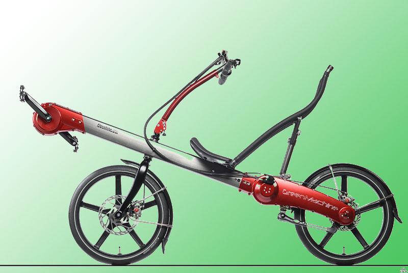 Ликбез от дилетанта estimata: велосипед лигерад (лежачий велосипед)