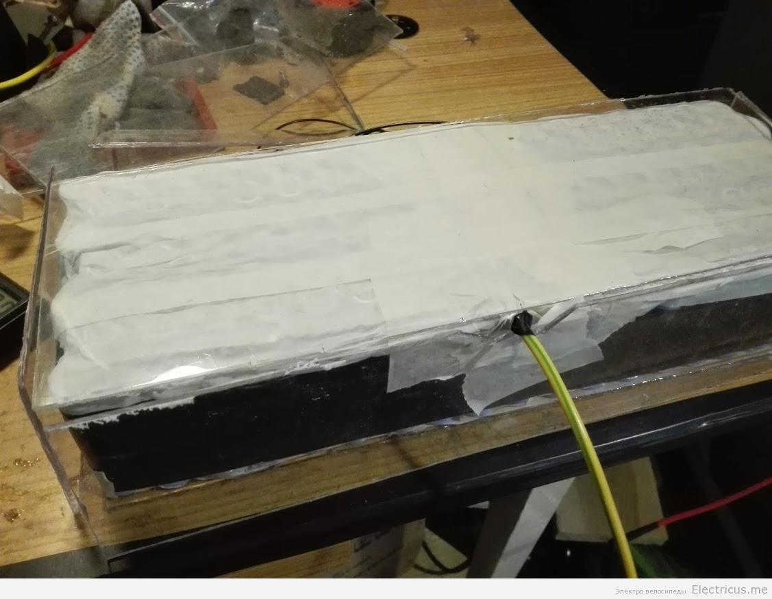 Аккумулятор для электровелосипеда своими руками – практическое руководство по сборке