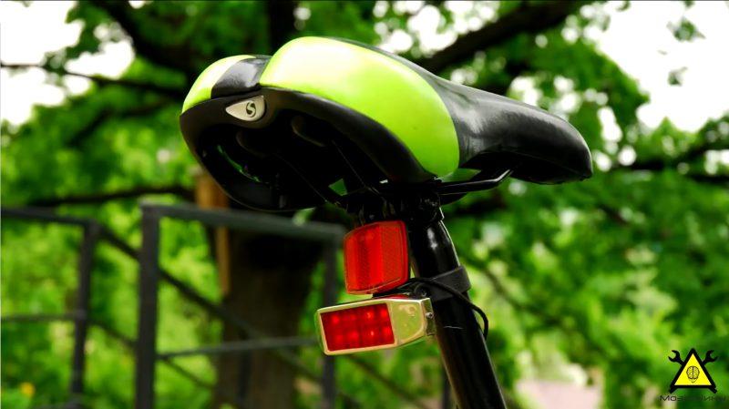 Стоп-сигналы для велосипеда