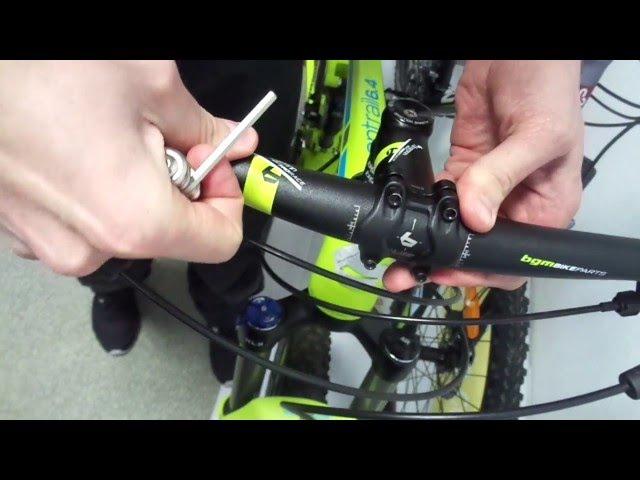 Как настроить переключатель скоростей на велосипеде