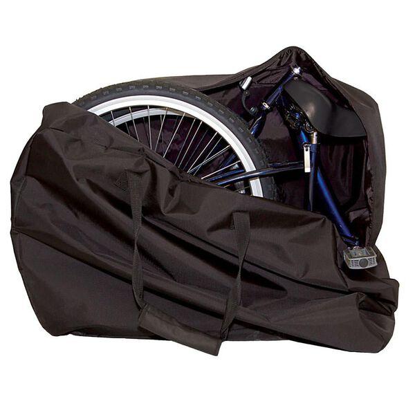 Чехол для перевозки велосипеда, как сшить своими руками