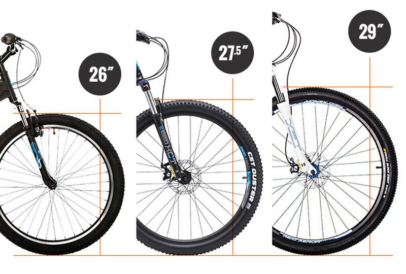 Размер рамы велосипеда по росту – как выбрать?