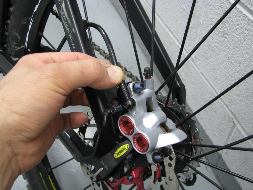 Гидравлические тормоза на велосипед и их прокачка