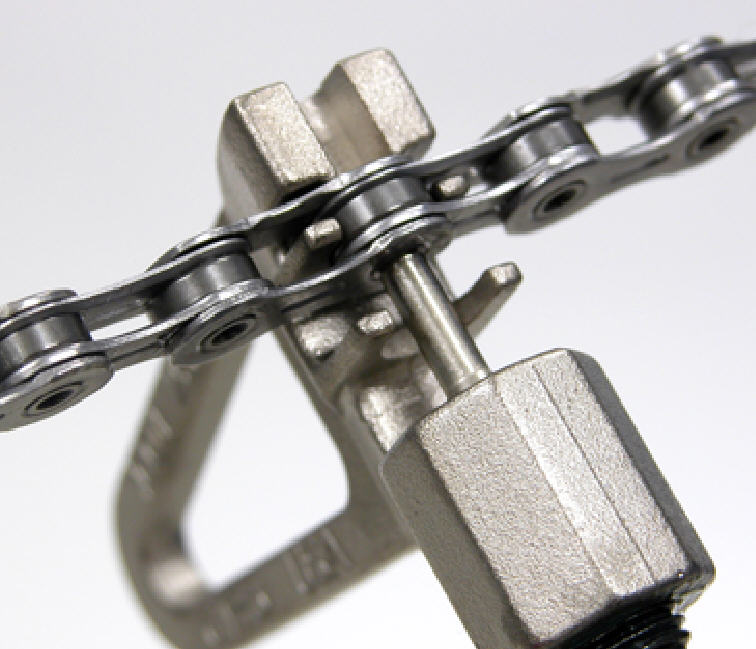 Виды замков для цепи велосипеда,способы установки и снятия