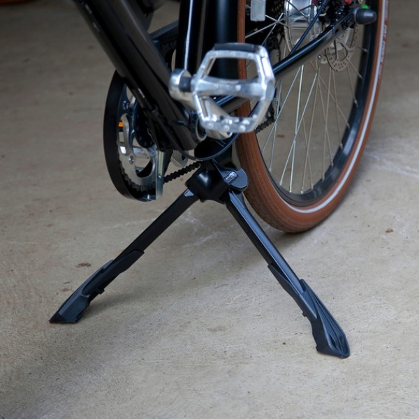 Как сделать подножку на велосипед своими руками