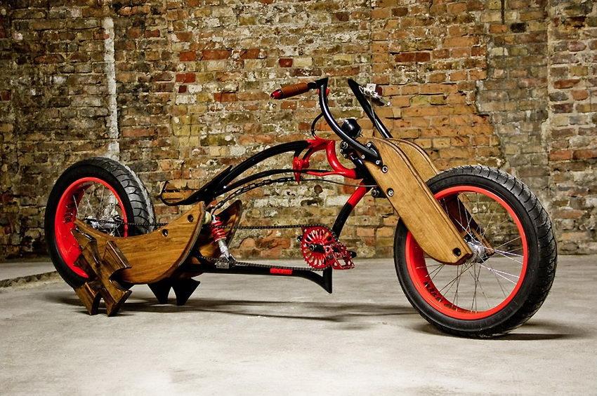 Самые необычные велосипеды: своими руками и покупные