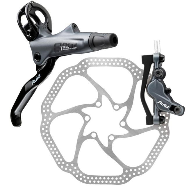 Как установить клещевой тормоз на велосипед?