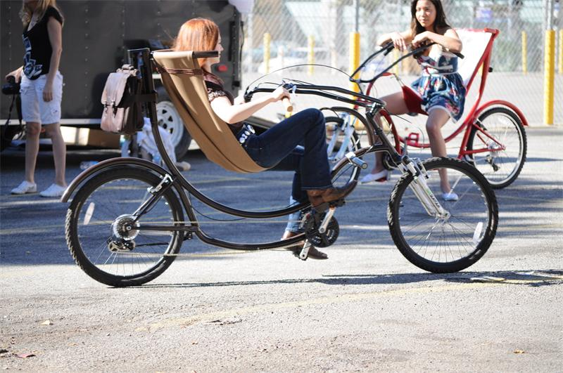 Необычные велосипеды мира. топ 10