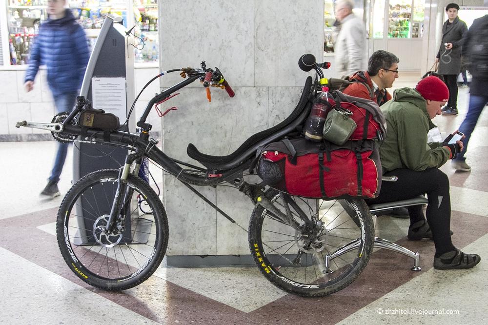 Лежачий велосипед: фото, классификация, особенности конструкции