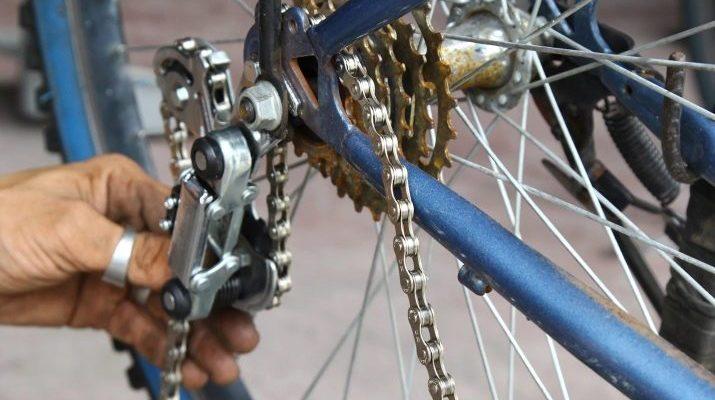 Как правильно снимается цепь с велосипеда - всё о велоспорте