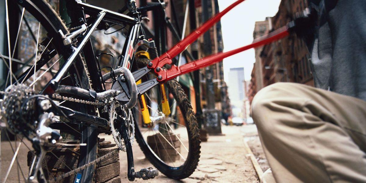 Замок для велосипеда. обзор лучших противоугонных средств