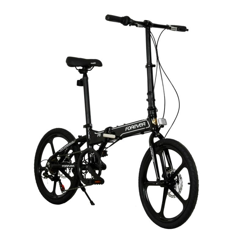 Топ-10 лучших складных велосипедов
