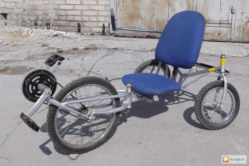 Веломобиль своими руками из велосипеда. пошаговая инструкция