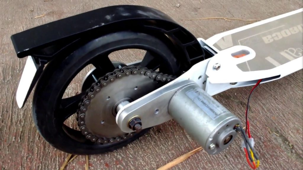 Мотор-колесо (полный обзор)