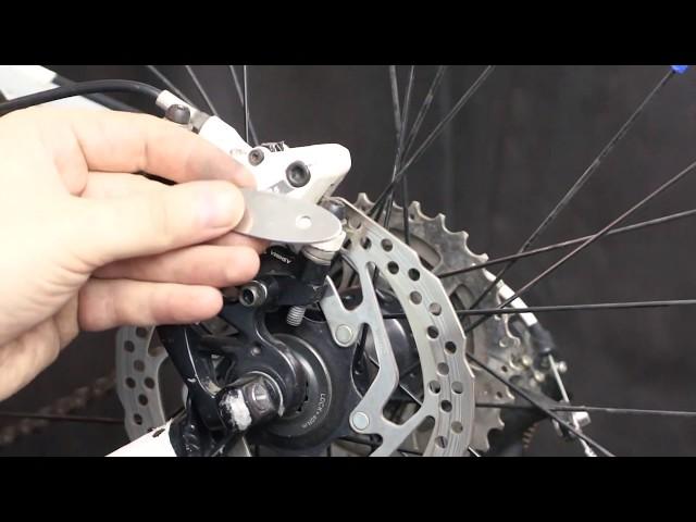 Регулировка тормозов велосипеда: настройка ободных и дисковых тормозов