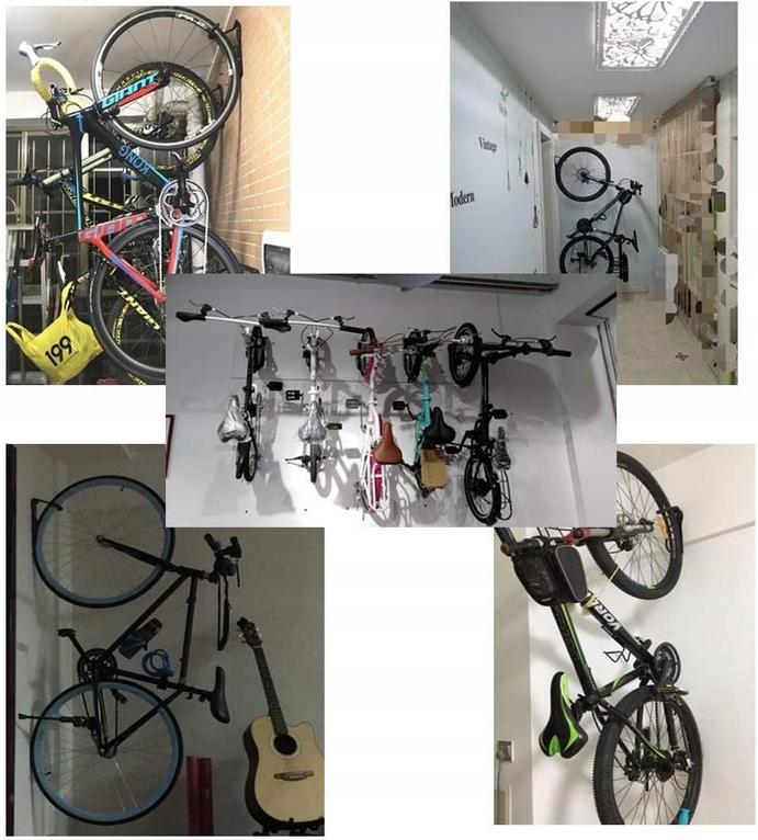 Как выбрать крепление для хранения велосипедов