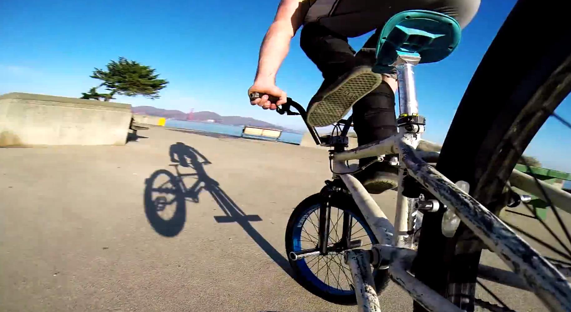 Какие бывают трюки на велосипедах и как их сделать