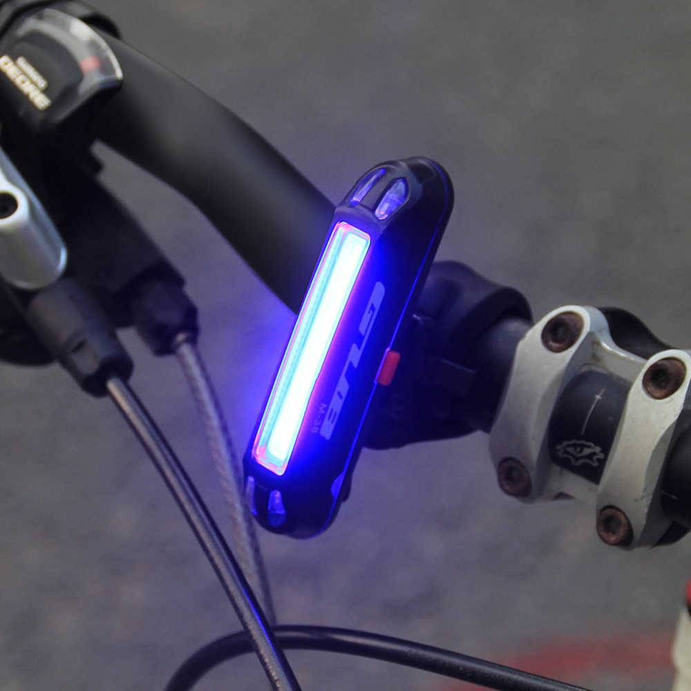 Светодиодный велосипедный фонарь