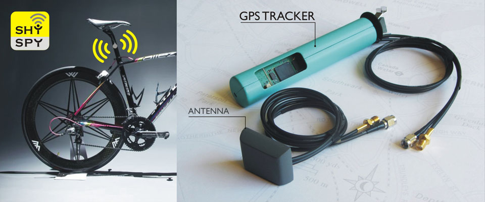 Gps-трекер для велосипеда