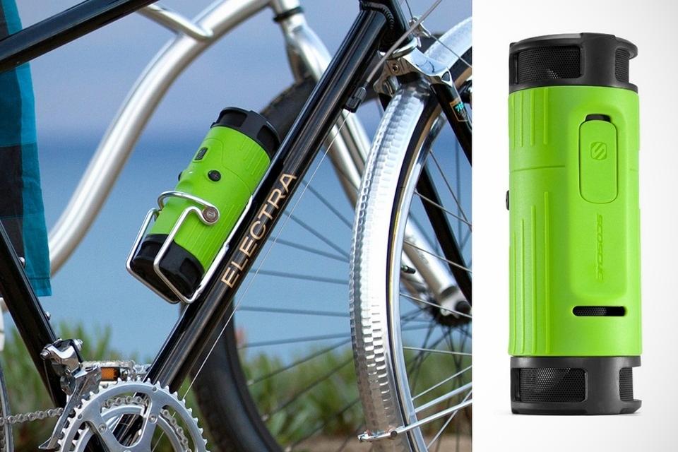Колонки для велосипеда: основные отличия, как выбрать