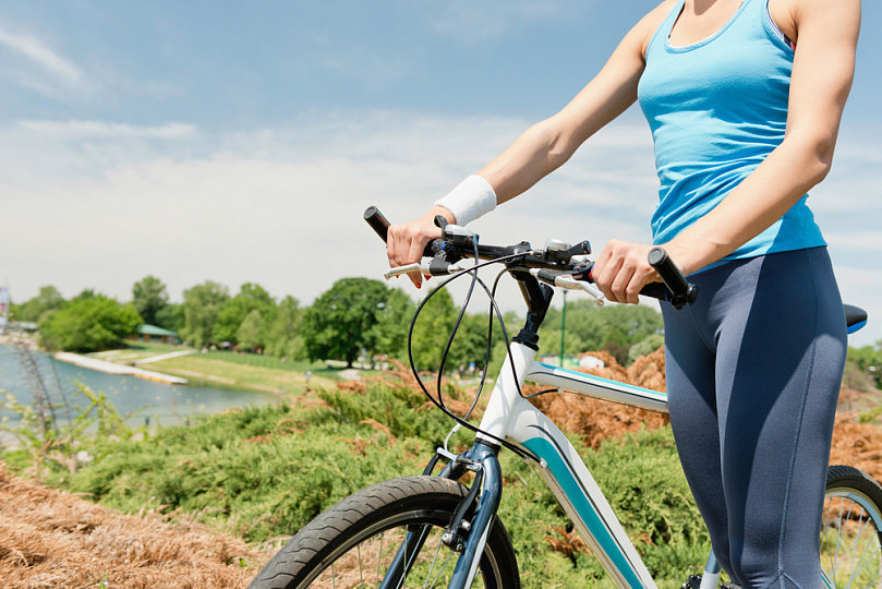 Можно ли похудеть, катаясь на велосипеде?