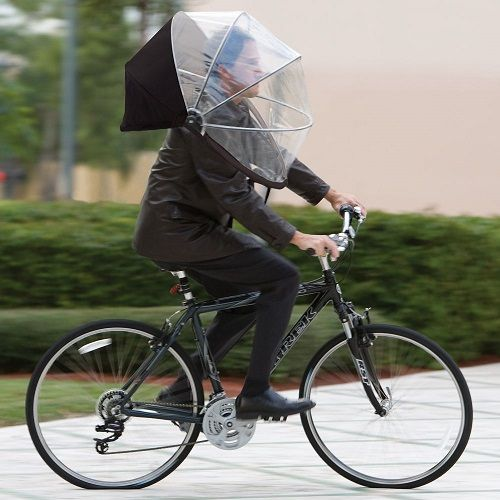 9 советов по катанию на велосипеде в дождь