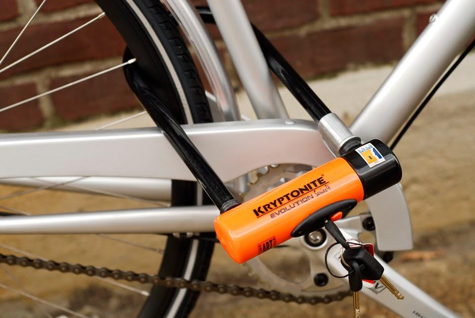 Как выбирается противоугонный трос для велосипеда