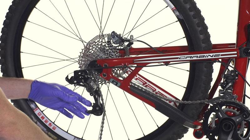 Почему слетает цепь на скоростном велосипеде — экстрим спорт
