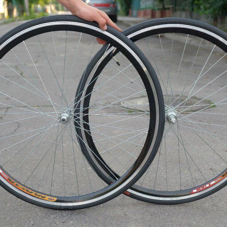 Обод колеса велосипеда: размеры