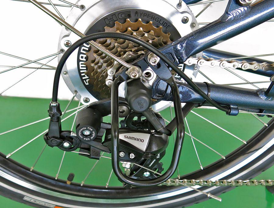 Велосипедный петух: как подобрать и снять петух с велосипеда
