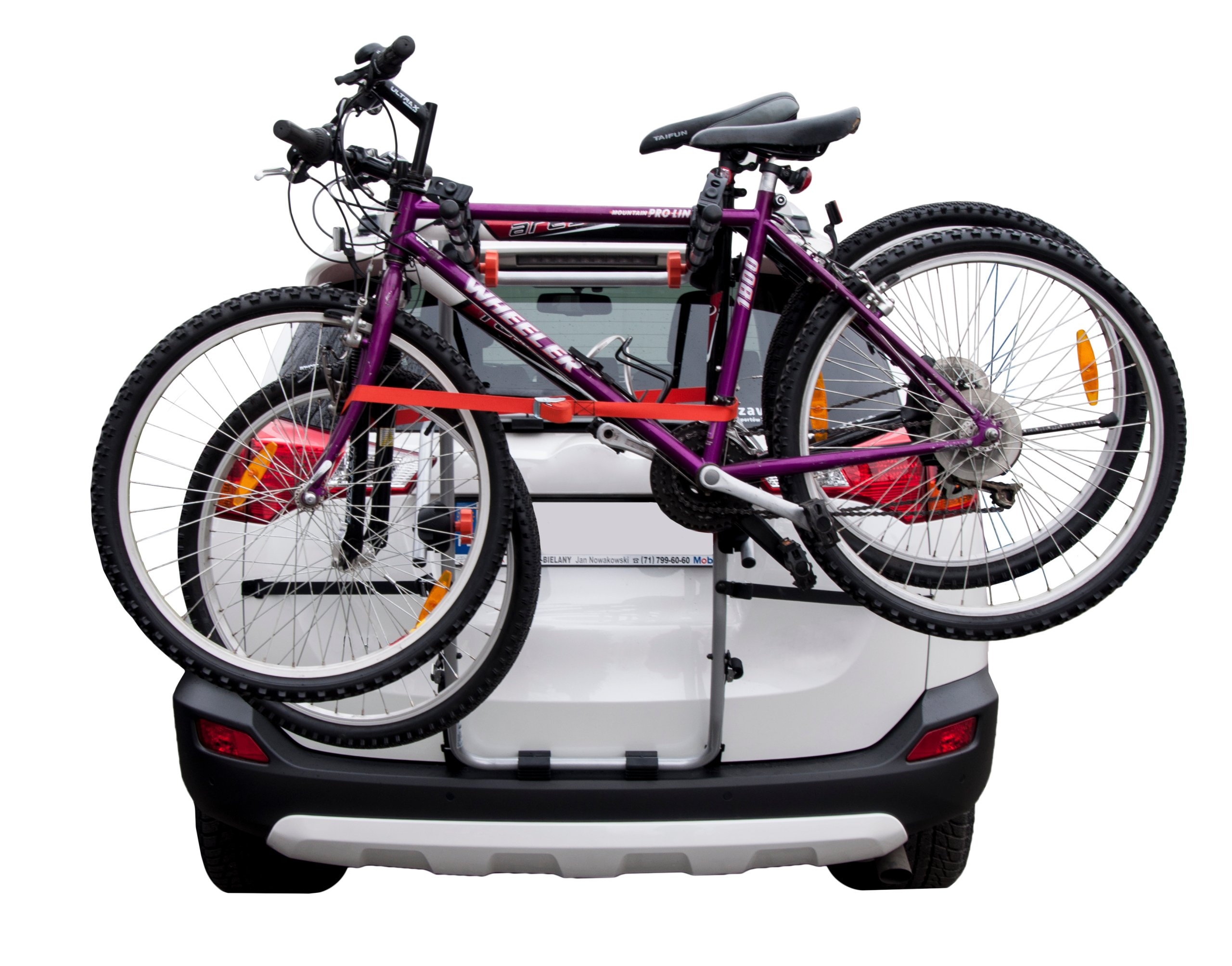 Выбираем велобагажник на автомобиль