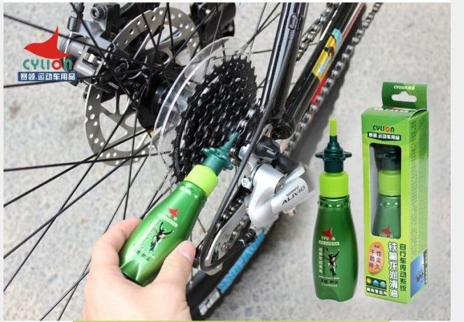 Смазка для цепи велосипеда: какая лучше в домашних условиях, чем смазать?
