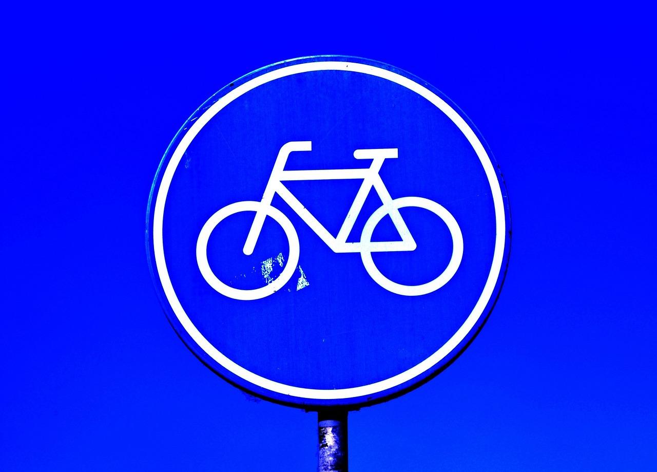 Что означает дорожный знак велосипедная дорожка