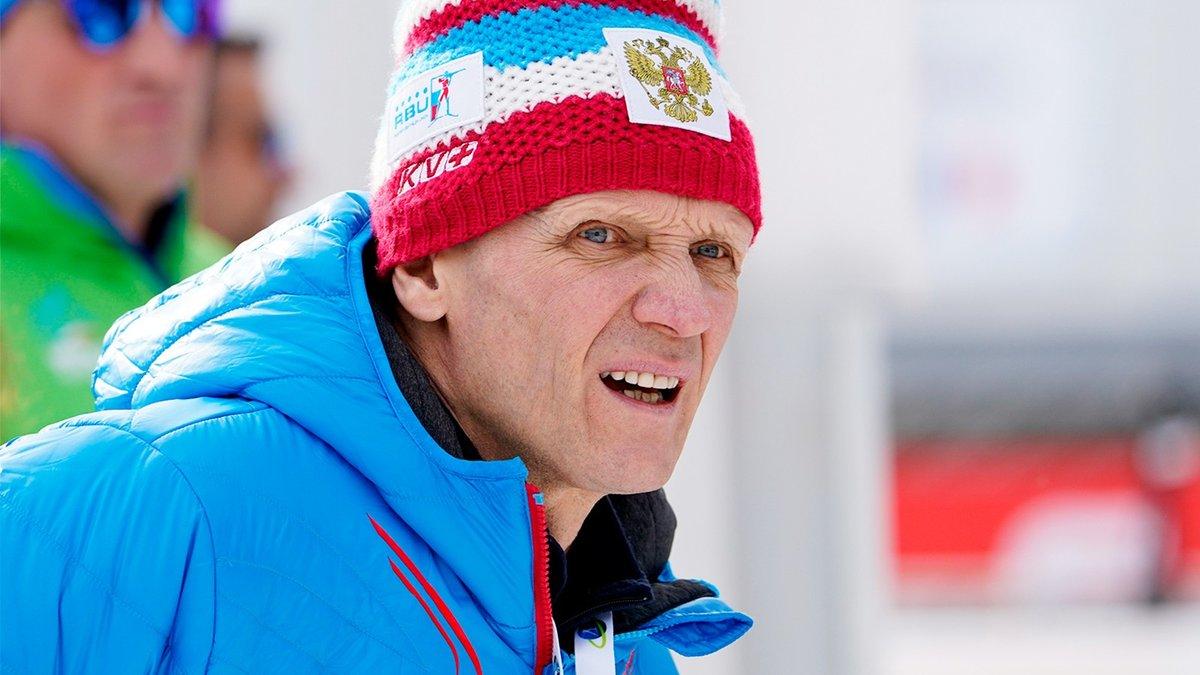 Драчева хотят убрать с должности президента федерации биатлона. Он надеется на поддержку регионов