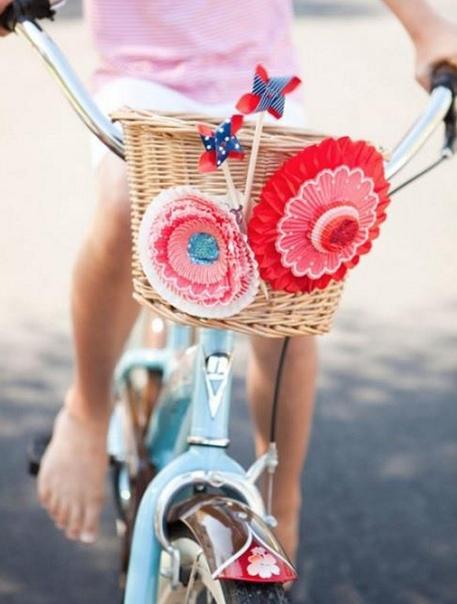 Как сделать декоративный велосипед своими руками для цветов