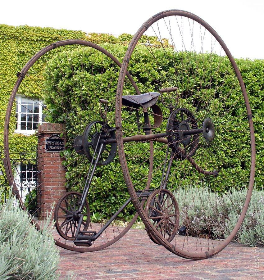 Самые необычные велосипеды мира — смотрим и удивляемся