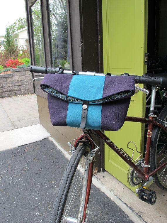 Сумка для велосипеда на раму, на багажник, на руль, под седло, отзывы, как сделать самому