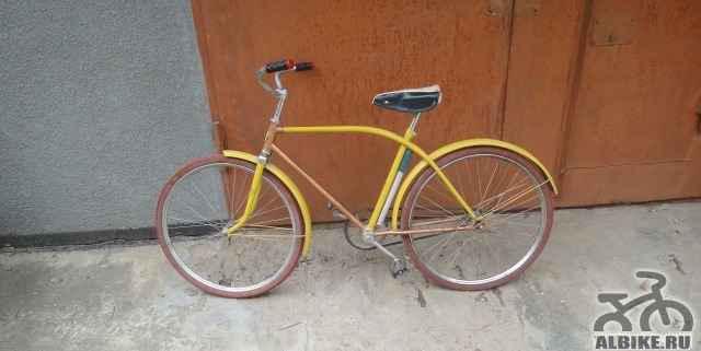 Велосипеды ссср